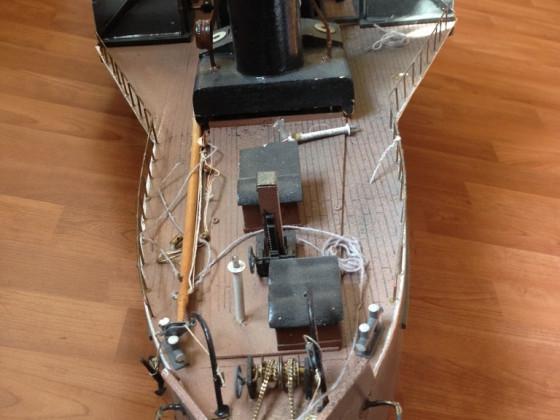 Seitenradschlepper Pilat