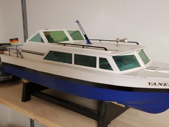 Mein erstes Modellboot Nautic