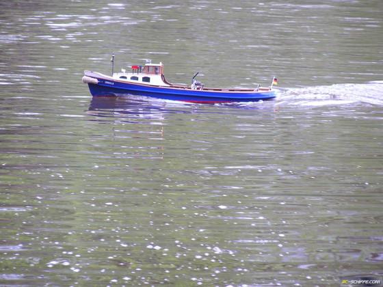 Hafenbarkasse Ursula