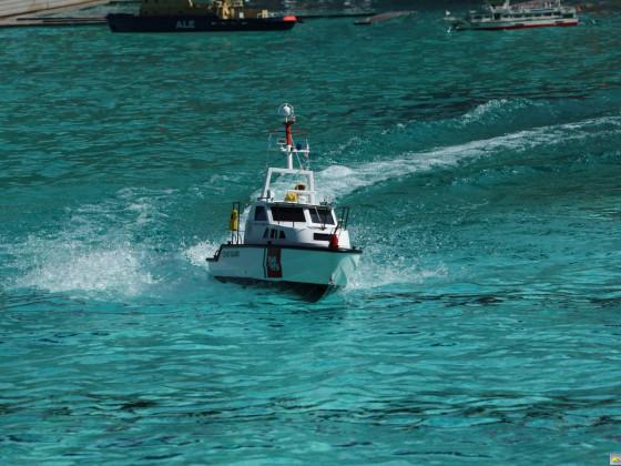 MHZ Coast Guard Maßstab 1:6.