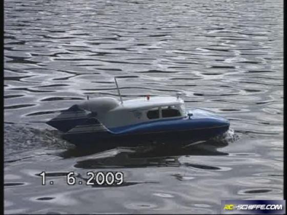 Tupolev Modell