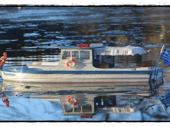 Orkanaki - dieses Mal im Eis