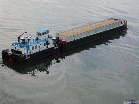 Kss 2350 auf dem Wasser