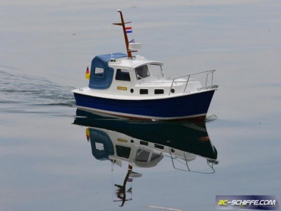 Graupner Marina - Umbau und Aufwertung 2015