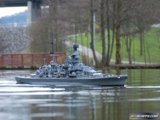 Prinz Eugen 1/100
