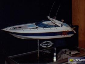 1 Messemodell meiner 1997 konstruierten Sunseeker Camargue 51