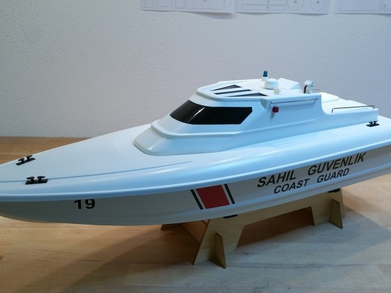Robbe Sea Diamond Umbau