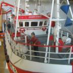 INS.8 Andrianne - Trawler der McDuff Werft