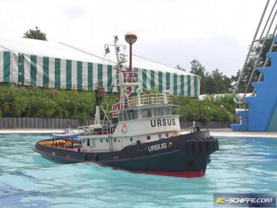 Hafenschlepper Ursus