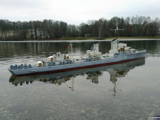 DKM Zerstörer Typ 1934