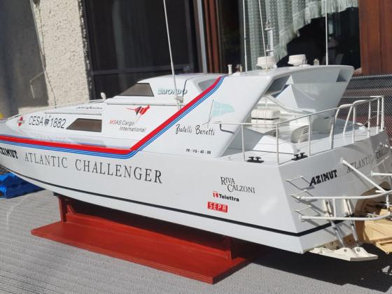 Azimut Atlantic Challenger - Graupner/Kehrer