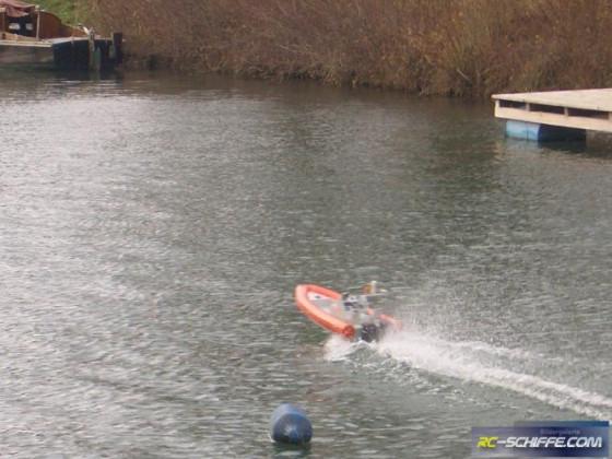 Schlauchboot Wiking
