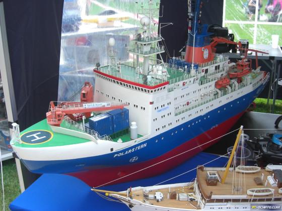 9. Großes Modelboottreffen 2019 Britzer Garten Berlin