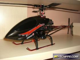 Creata 400 3D-Helikopter