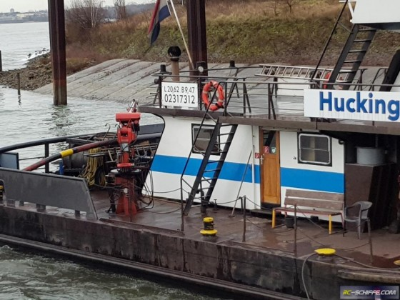 Hafenschubboot Huckingen