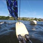 Hydrofoil Test run 001