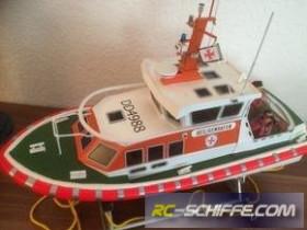 Strandrettungsboot Heiligenhafen