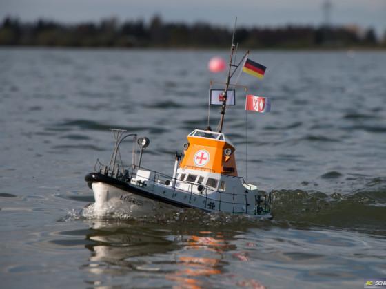 DGzRS Lübeck - Mandichosee