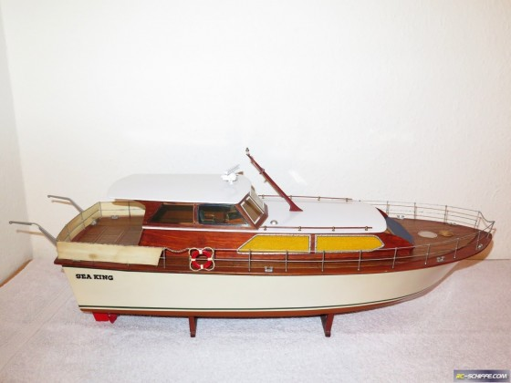 55 ft. Motoryacht Sea King  1:25