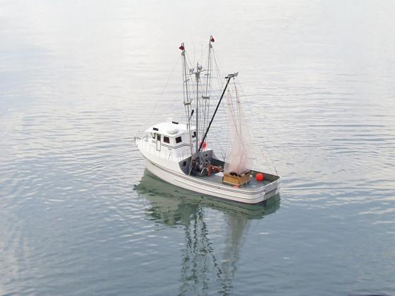 In den Gewässern vor Alaska