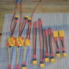 Kabelsatz für den Antrieb