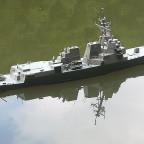 Zerstörer USS Bainbridge