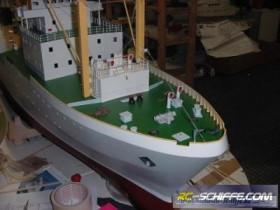 Fischverarbeitungsschiff Rostok