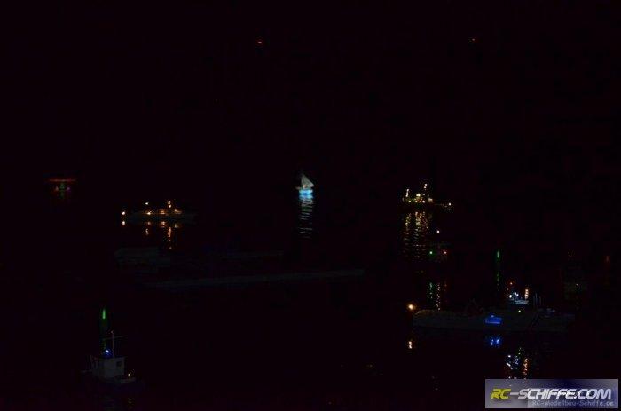 Nachtfahrt